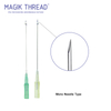 30G Cannula PDO thread